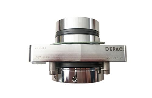 DEPAC322双端面压力平衡集装式机械密封