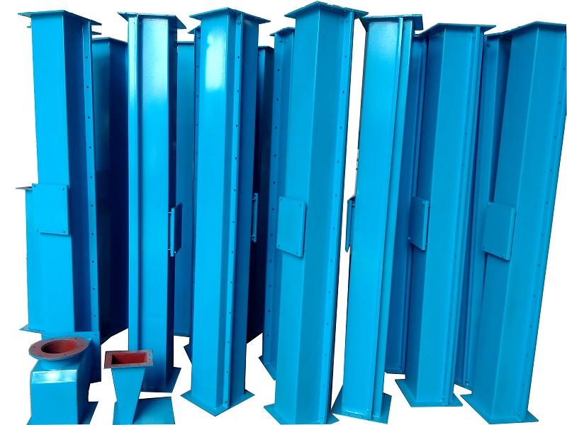 XZ400型风送斜槽/FS400空气输送槽设备