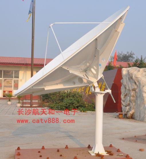 酒店数字电视、卫星接收机、酒店高清互动电视工作原理
