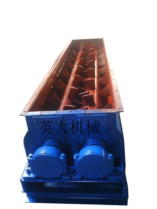 ZJ双轴搅拌输送机/搅拌机