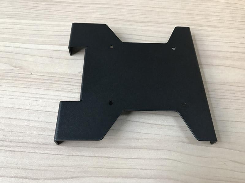 东莞背板支架直销精密五金模具CNC定制加工金属五金生产厂家东莞安若五金