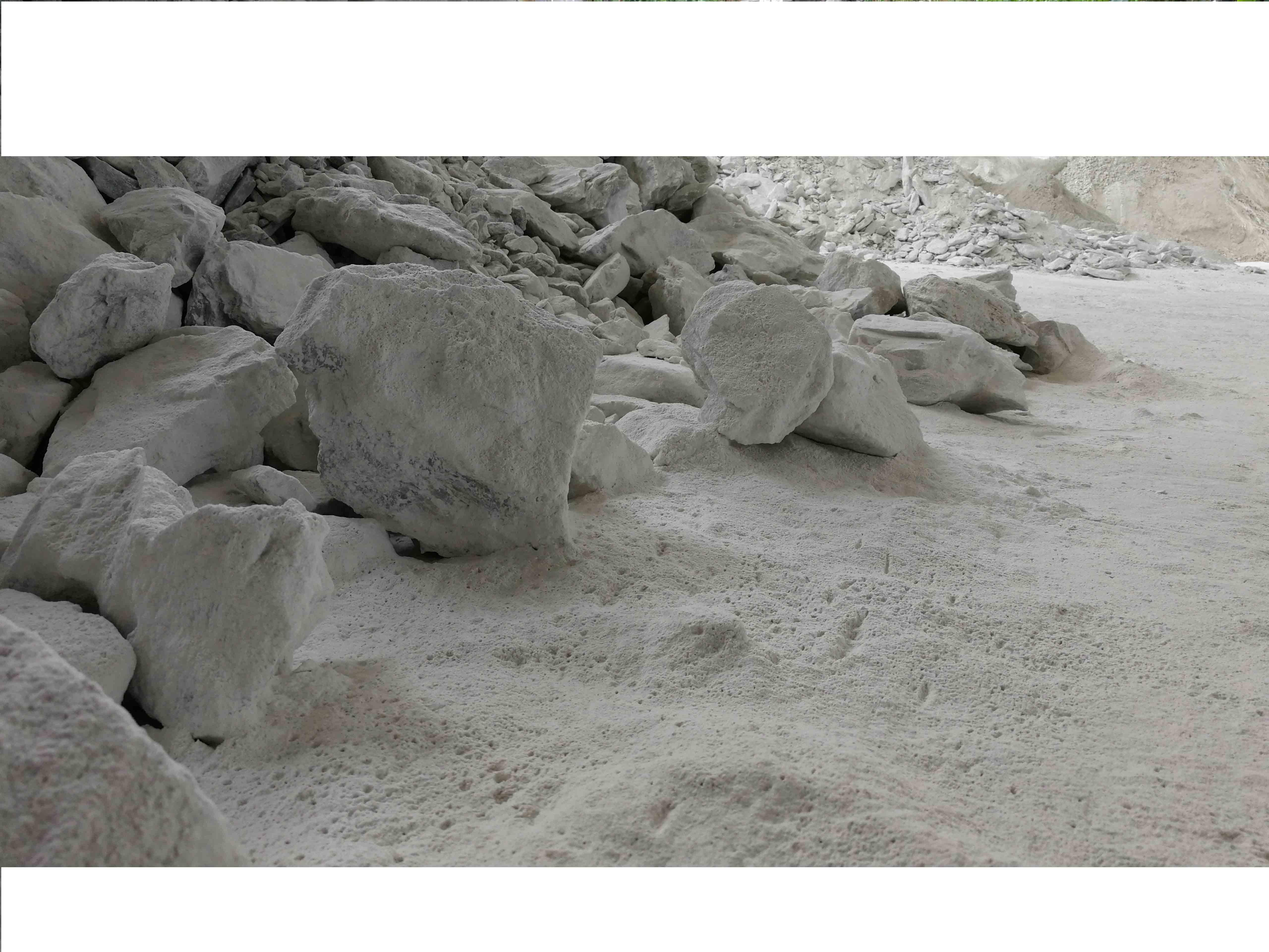 广西陶瓷原料滑石粉