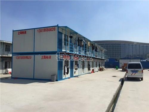 提供上海住人集装箱宿舍柜茂供