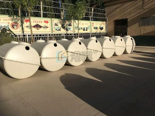 【家用砖砌化粪池】化粪桶安装技术-港骐