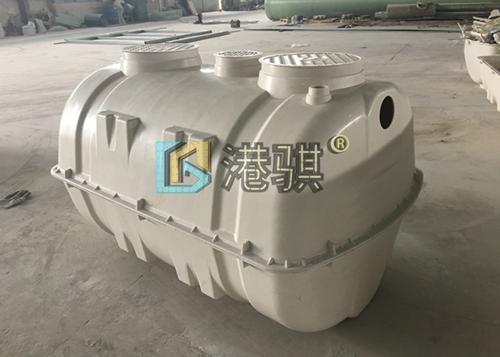 【农村旱厕改造化粪池生产流程】35升冲厕器-港骐