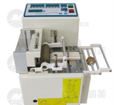 供应M-100微电脑切管机裁带机(图),电子裁切机,360电子裁剪机