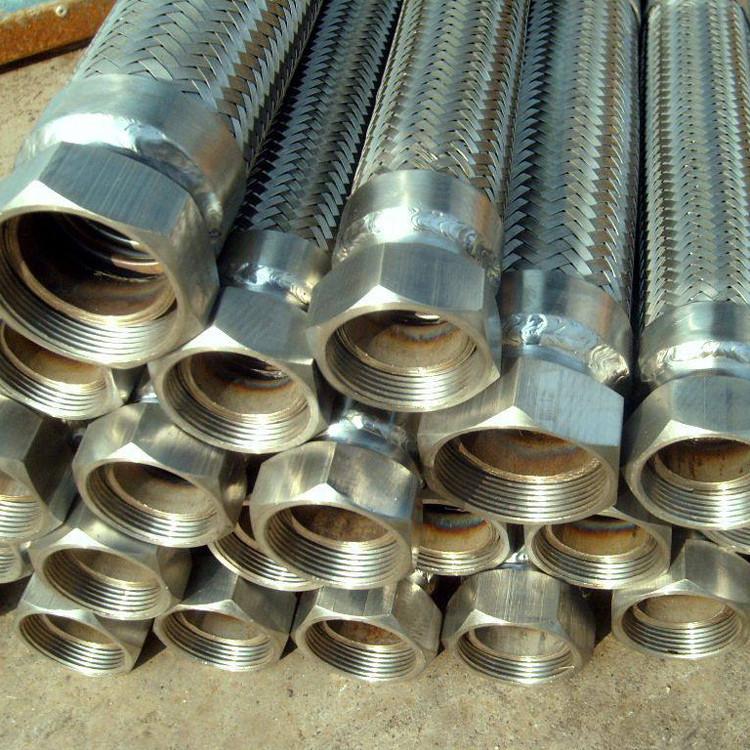 浩达 专业生产 金属软管 不锈钢金属软管 金属不锈钢编织软管