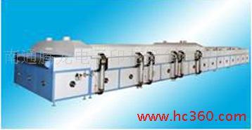 供应 玻璃丝印隧道式烘干机