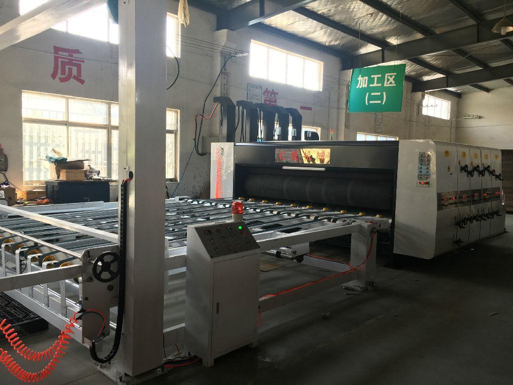 苏州仁成专业生产高速印刷机 印刷机 自动印刷开槽机 自动印刷开槽模切机 高速机 印刷模切机 印刷开槽机 高速印刷机印刷机