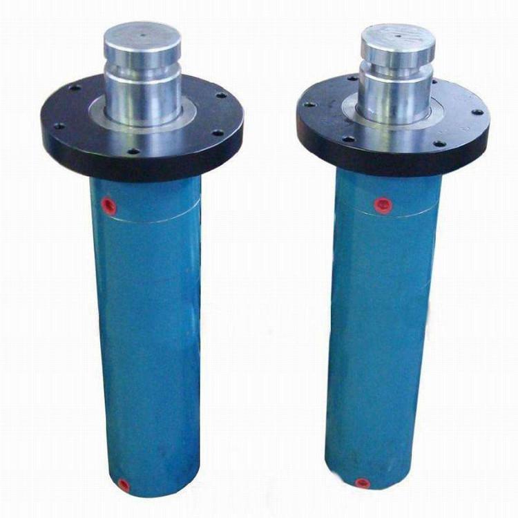 浩达 非标定做顶管机专用大型液压油缸 分离式液压油缸 重型液压缸