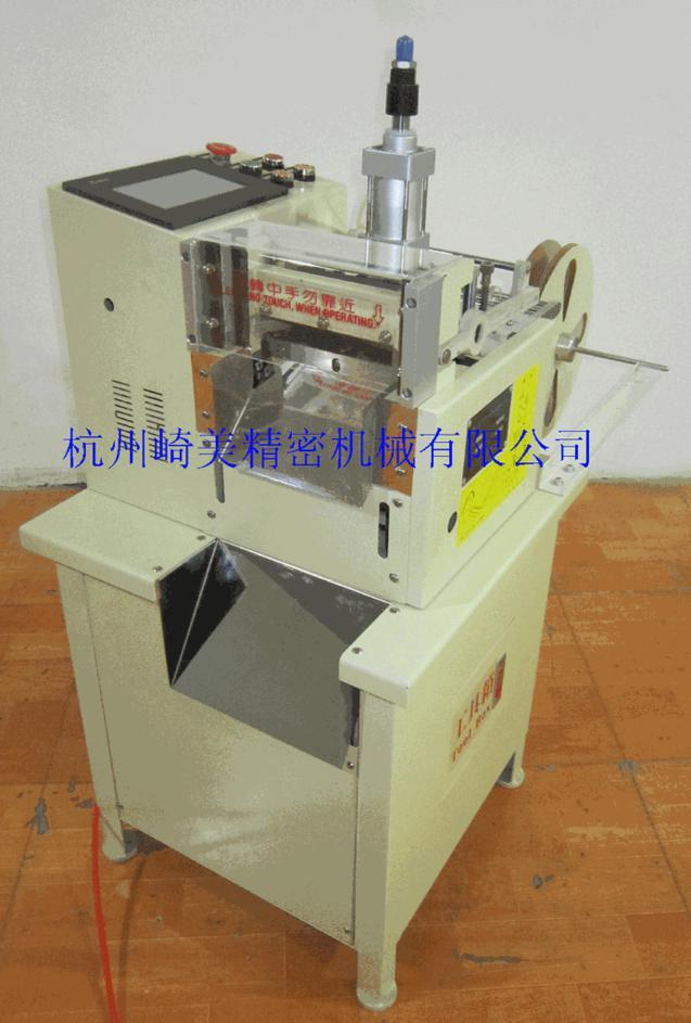 杭州直销橡胶PVC管硅胶管热缩管截管机裁断机切管机