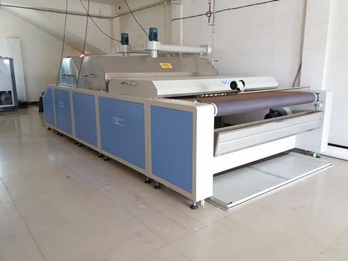 宝山牌BS-4800双蒸汽布料预缩定型机 缩水机