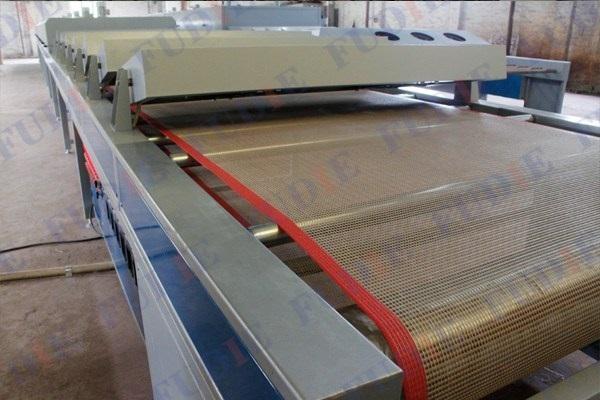 高温输送网带 缩水定型机 烘烤箱 UV炉烘干线传送带 44