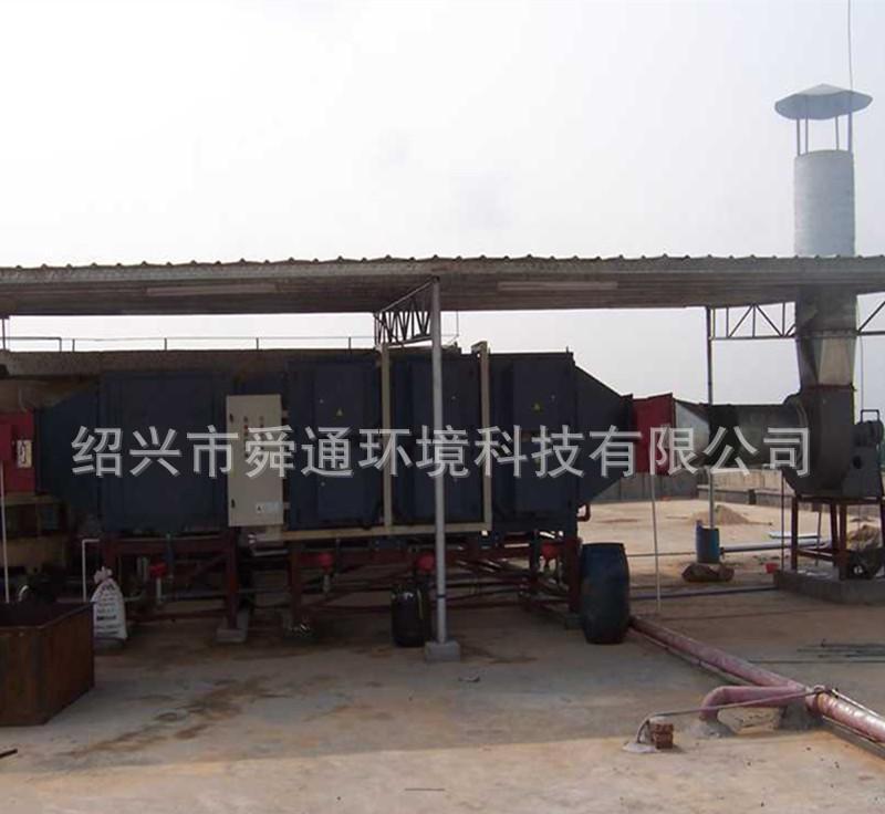 舜通专业绍兴地区实用型定型机气回收机
