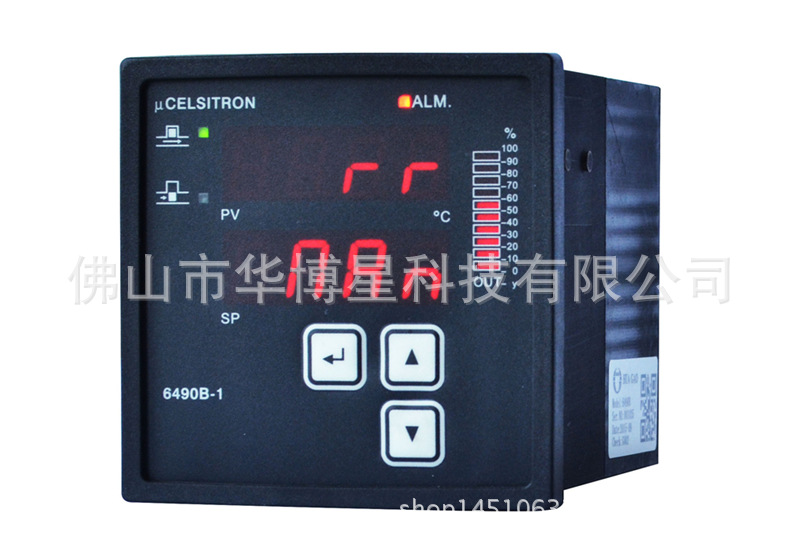 6490B 温控器 可替代 德国6490B-Y 定型机 温度