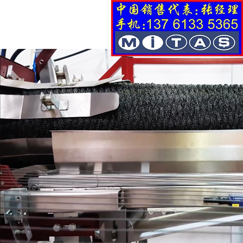 土耳其米塔斯MI 地毯丝热定型机-采用饱和蒸汽工艺 清河