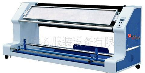 MY-105预缩定型机 简易型 面料缩水机