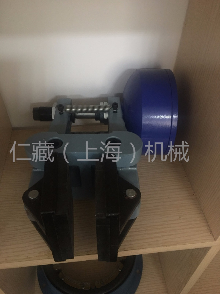 仁藏DBH 蝶式制动器 涂布机  密炼机设备蝶式制动器