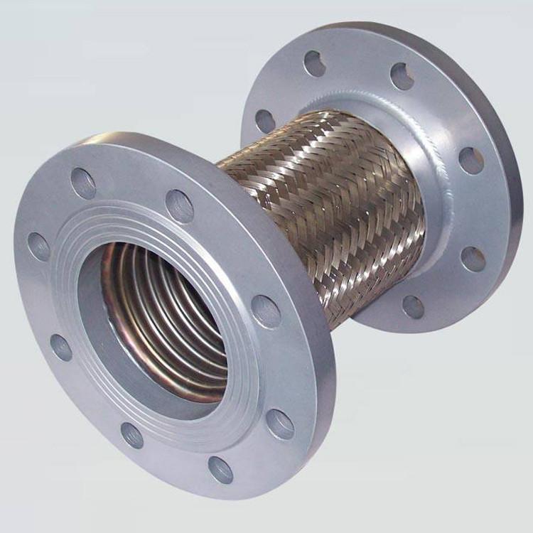 浩达 304不锈钢金属软管 防爆耐温金属波纹软管 螺纹编织金属软管