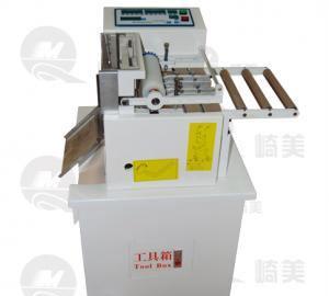 杭州直销拉链切断机全新立式裁断机切带机切料机