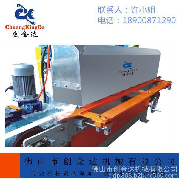 全自动石材线条机,简易型石材线条机,小型石材定型机,石材仿形机 机械及行业设备专用配件