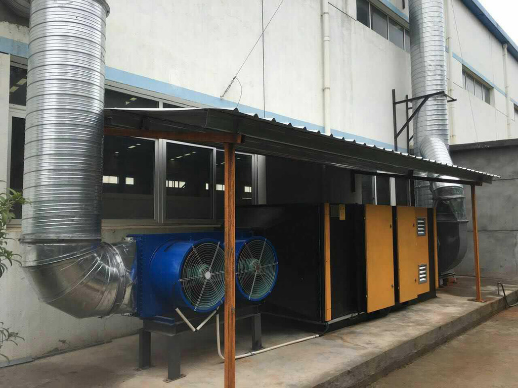 RHHB废气处理设备/喷漆废气处理设备/工业废气/印染定型机废气处理/焊烟废气净化处理/汽车尾气治理
