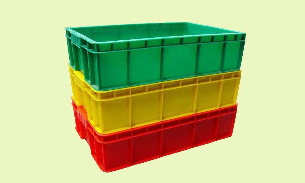 塑料周转箱 中空板箱 塑胶注塑箱