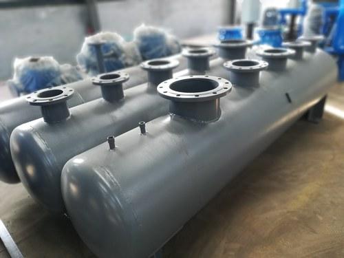 天津空调系统分集水器、集分水器厂家国标制造