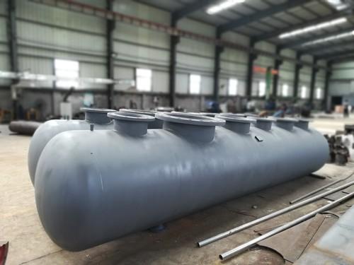 河北石家庄囊式气压罐定压罐压力容器厂家直销