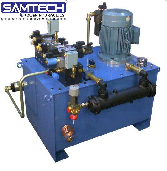 订做液压泵站 液压系统/机床液压泵 成套数控机床泵站