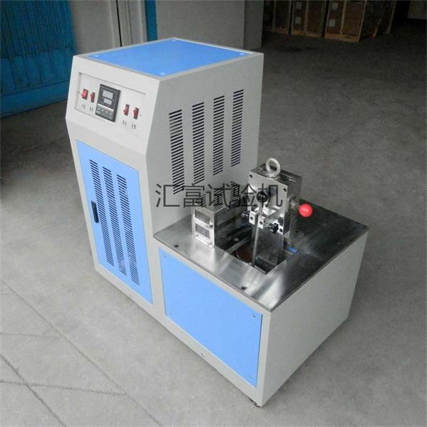 零下60度橡胶低温脆性测定仪 硫化橡胶低温脆性试验机