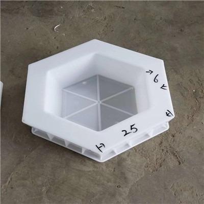 六角砖模具 六棱砖模具