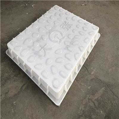 鹅卵石盖板模具  鹅卵石电力盖板模具
