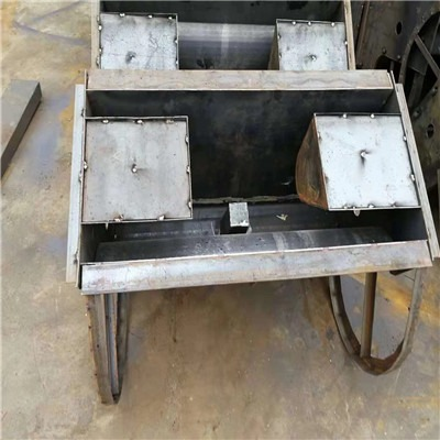隔离墩模具 隔离墩铁模具 隔离墩钢模具