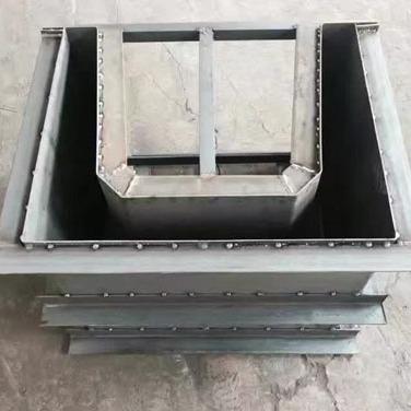 流水U型槽模具 U型水槽钢模具