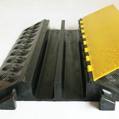 JIULEI/九磊橡胶护线槽,JL-XCB-2CE橡胶护线槽,二孔橡胶护线槽