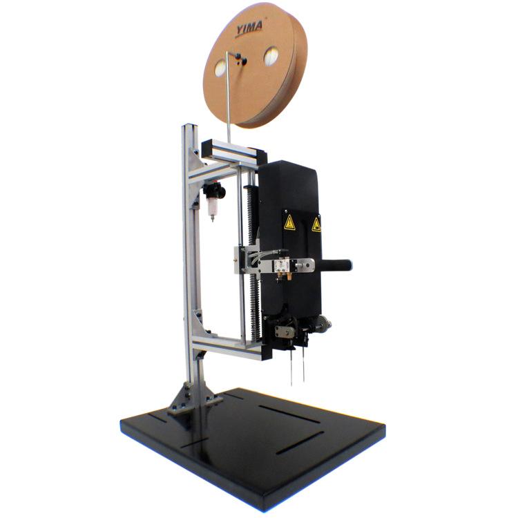 YIMA 弹性胶针机 M型 L型 气动vns胶针机