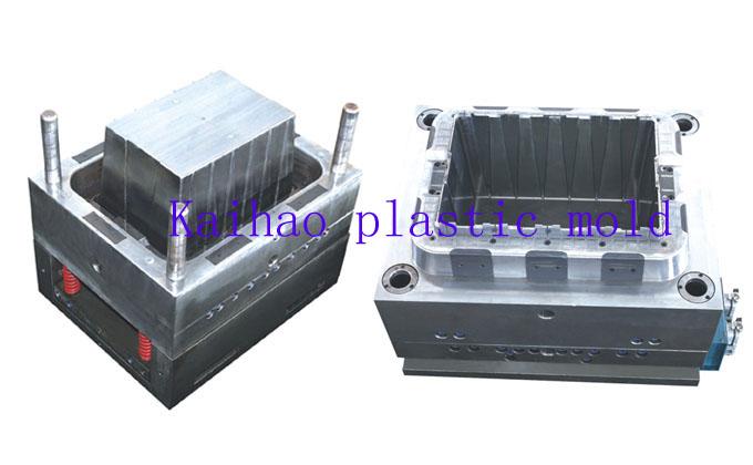 周转箱模具 水果箱模具 塑料筐模具 面包箱模具 柳条箱模具 整理箱模具 海鲜盘模