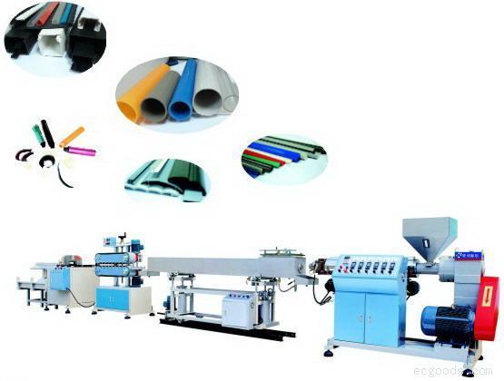 塑料管材生产线 塑料管材机