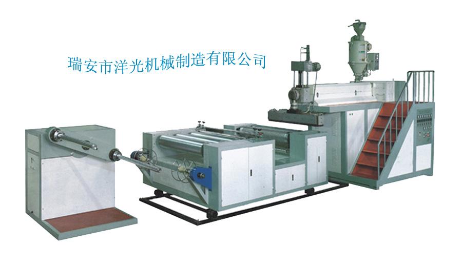 聚乙烯气垫膜机组