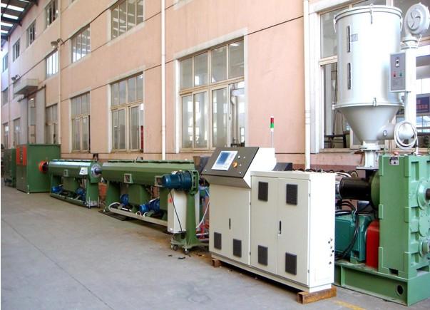 PE管材生产线