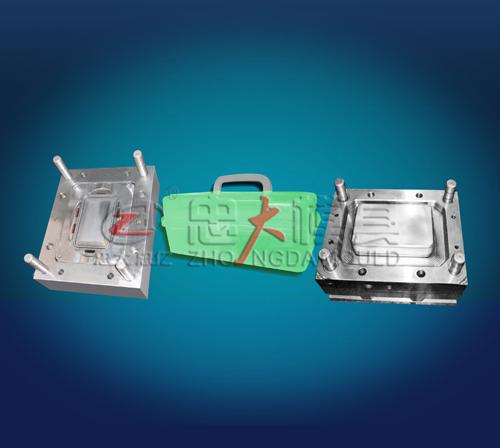 塑料箱模具,工具箱模具制造