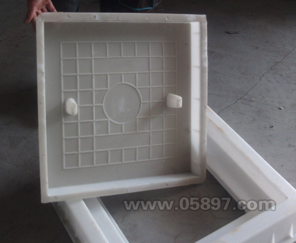 井盖模具,井盖塑料模具,水泥井盖塑料模具