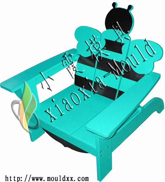 凳子模具,折叠凳子模具