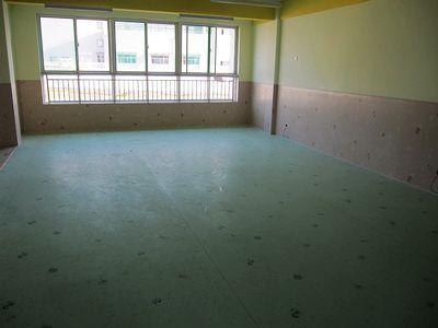 济南幼儿园塑胶防滑地板、济南幼儿园地板