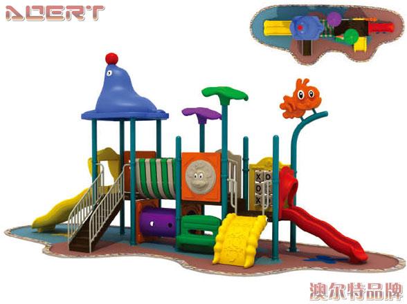 儿童组合滑梯、塑料滑梯、小博士滑梯、大型组合滑梯