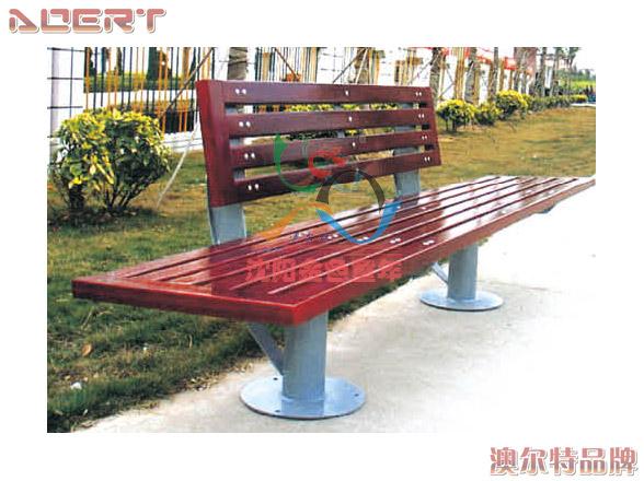 供应室外休闲椅、靠背椅、防腐木椅