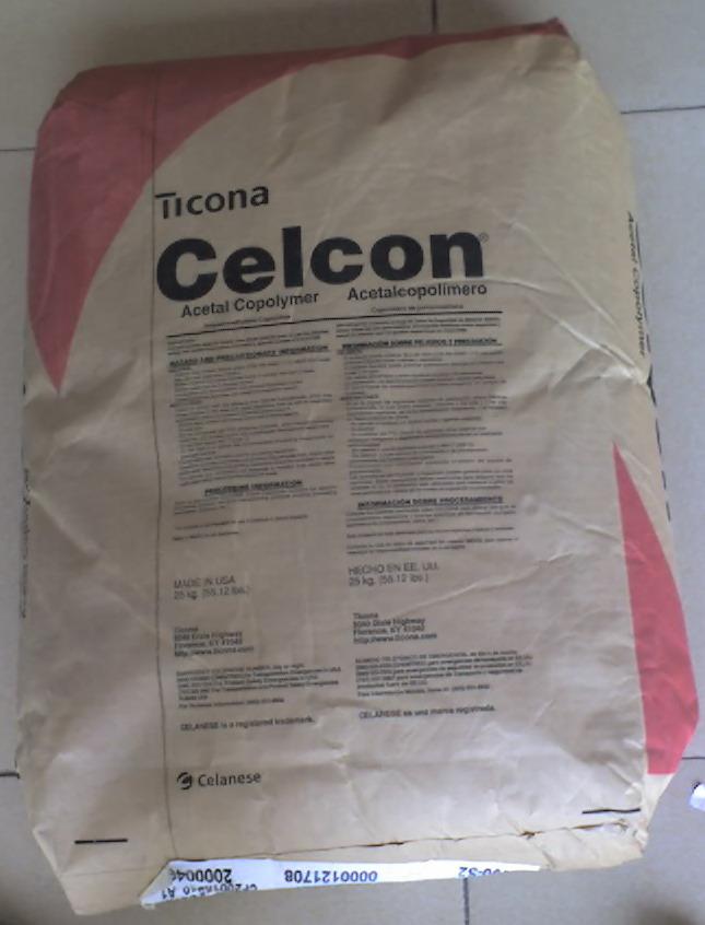 泰科纳 POM GC25A  玻维增强 25%