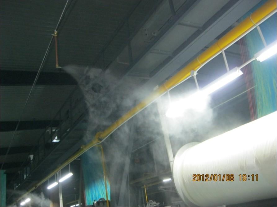 工业加湿设备