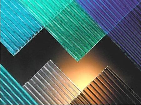 阳光板单价,新型阳光板,中空pc阳光板